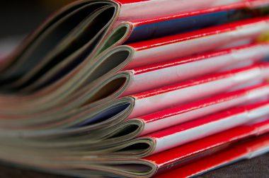Katalogi, czasopisma